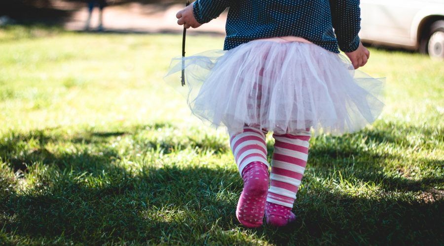 How to raise gutsy girls
