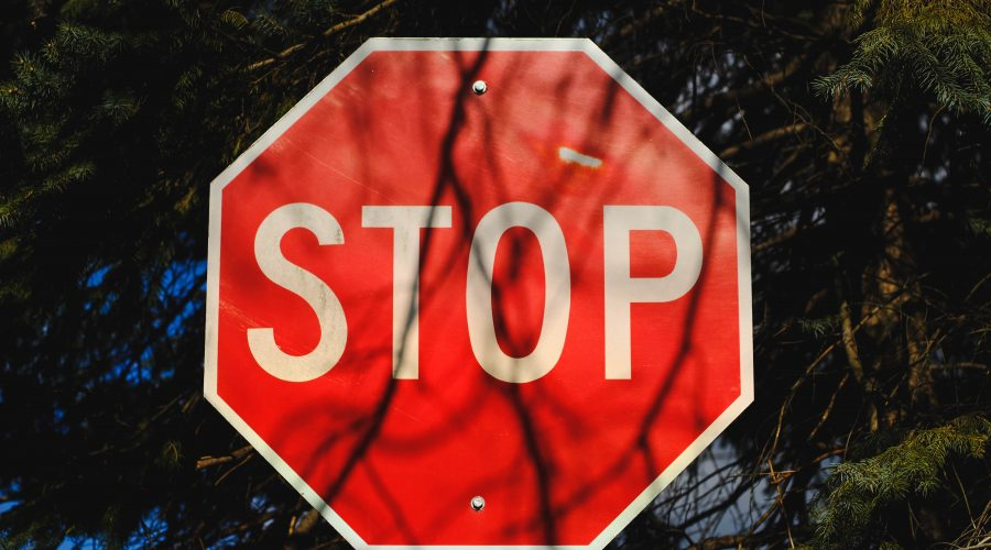 3 things you need to stop doing