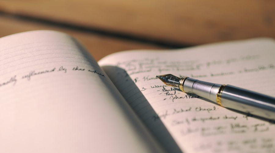 Keeping a daily gratitude journal